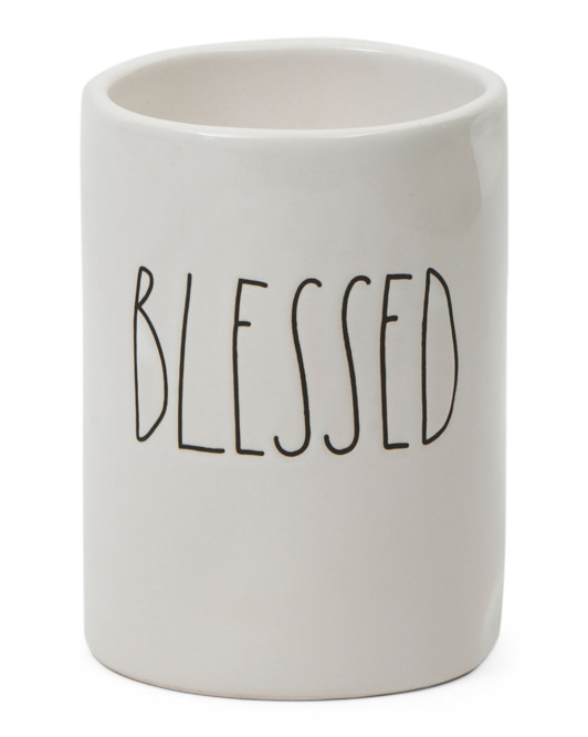 Vanilla Blessed Candle $9.99