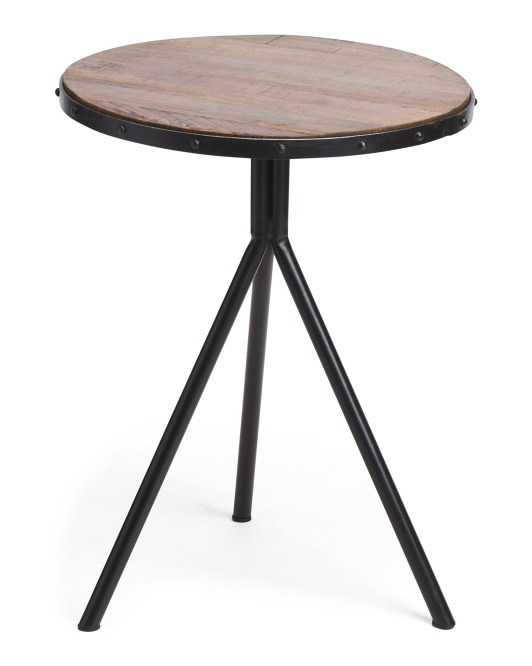 CLASSIC HOME Caden Side Table $69.99