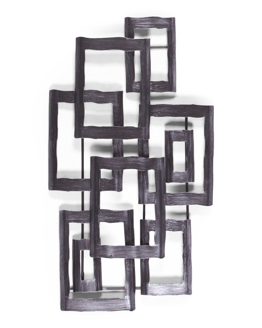 SAGEBROOK HOME Contemporary Wall Decor $39.99