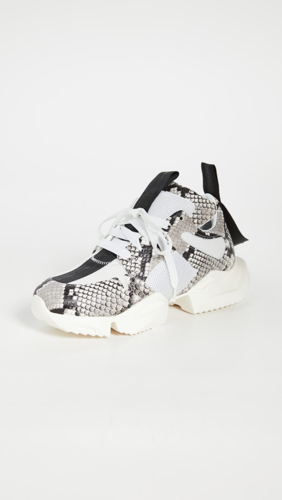 Unravel Project Double Tongue Sneakers $638.00