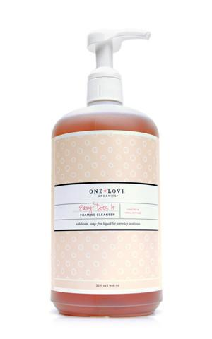 EASY DOES IT - FAMILY SIZE foaming cleanser $79.00