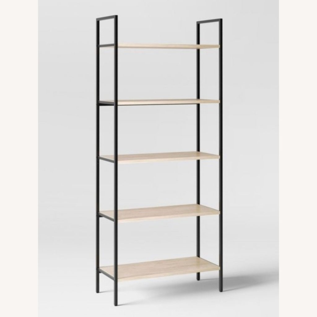 "Loring 72"" 5 Shelf Leaning Bookcase - Project 62™ $79.99"