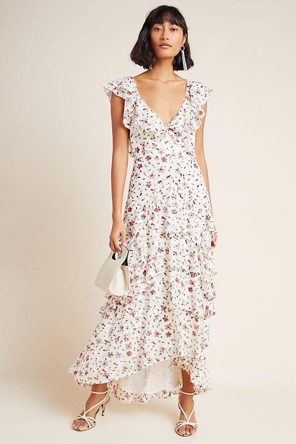 Sau Lee Jasmine Sequined Maxi Dress$498.00