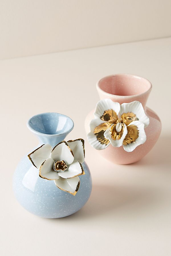 Ceramic Bloom Vase$28.00
