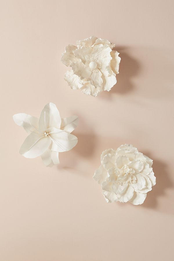 Florette Busts, Set of 3 $54.00