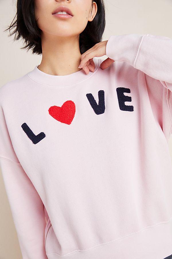 Sundry Love Side-Zip Sweatshirt$198.00