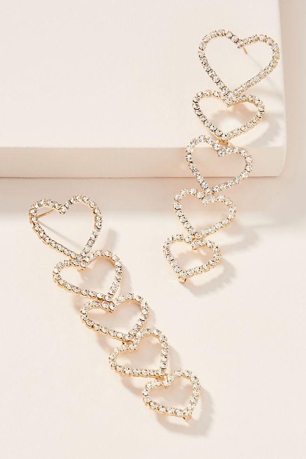 Love Drop Earrings $48.00