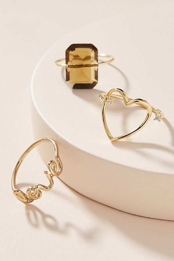 Valentine Ring Set $58.00