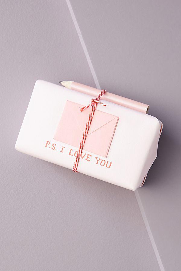 George & Viv Love Letter Bar Soap$9.00