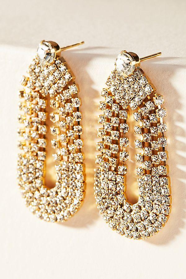 Gas Bijoux Trevise Drop Earrings$200.00