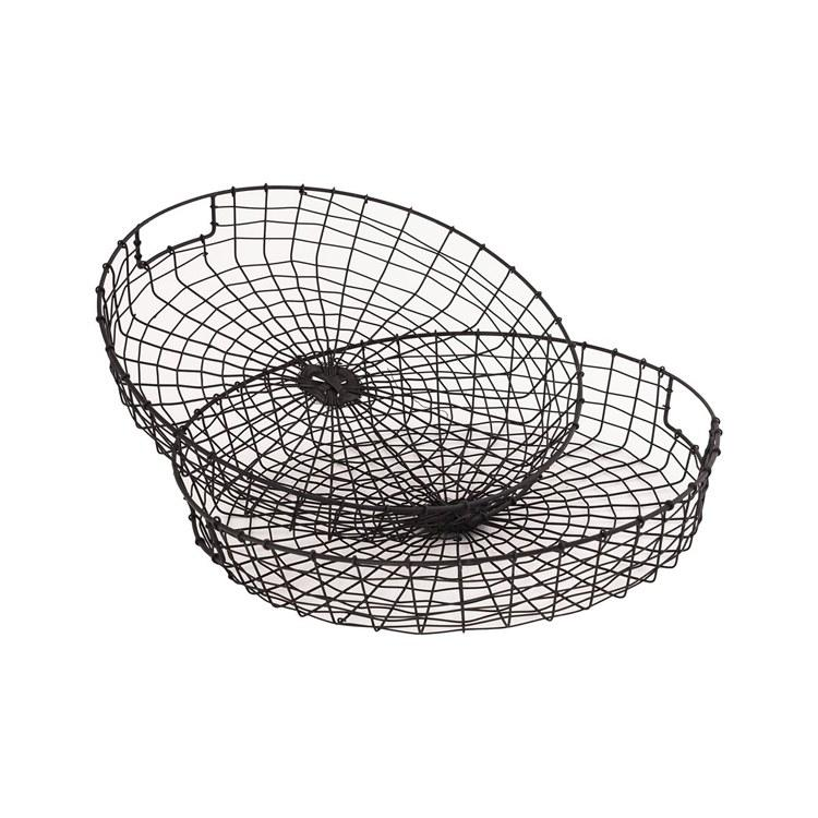 Bassett Baskets Set of 2 $41.40