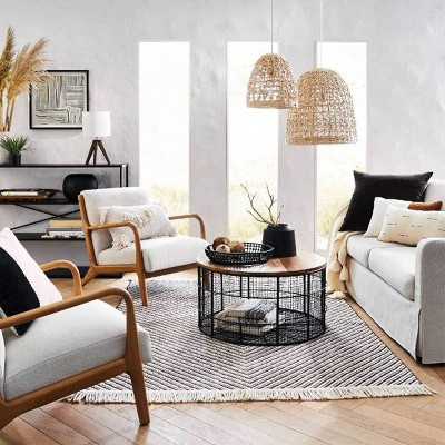 Large Seagrass Light Pendant Light Brown (Includes Energy Efficient Light Bulb) - Opalhouse™ $219.99