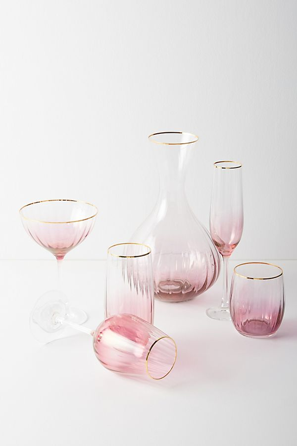 Waterfall Wine Glass $16.00