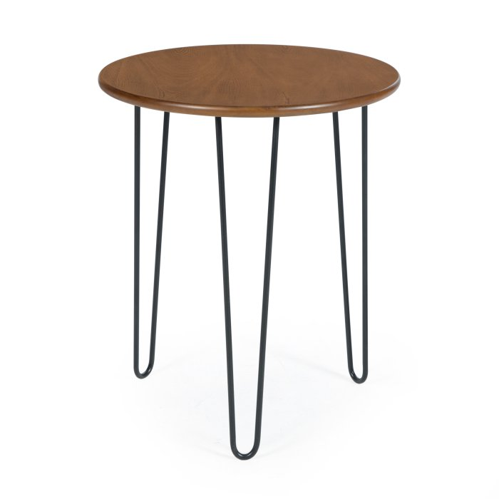Belham Living Jacobson End Table with Hairpin Legs $59.00