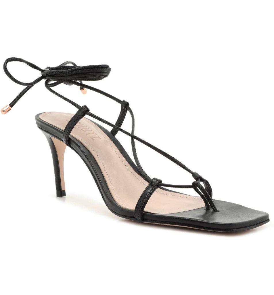 Antosha Sandal SCHUTZ $189.95https://fave.co/2Pj3o9B