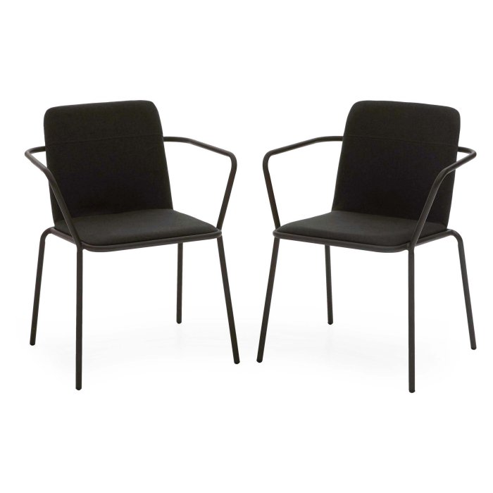 MoDRN Scandinavian Heidi Dining Chairs - Set of 2 $146.80