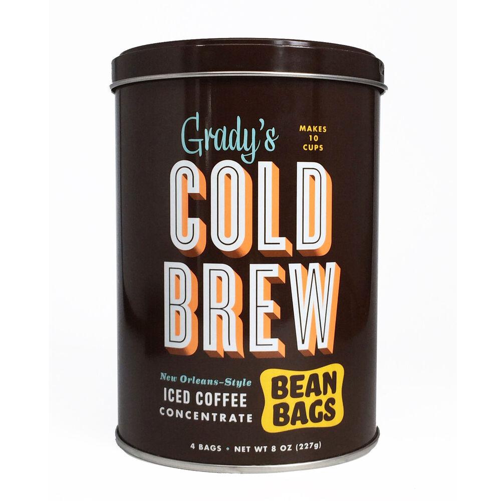 GRADY'S COLD BREW BEAN BAGS $14.00