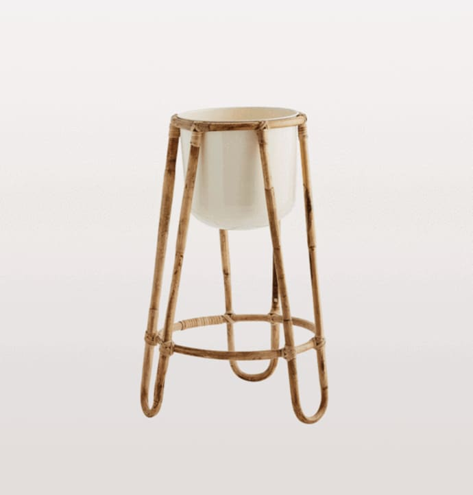 Tall Bamboo Plant Stand $94.99