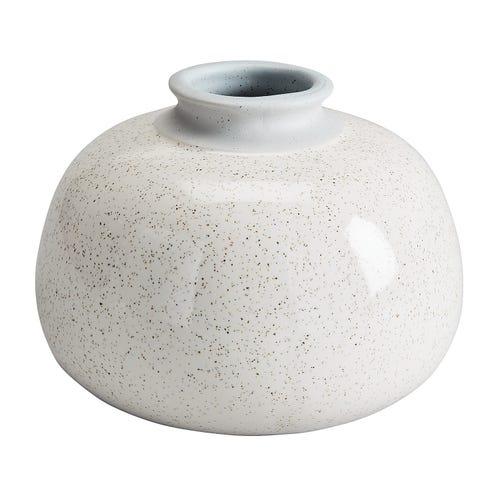 Speckled White Bud Vase $5.99