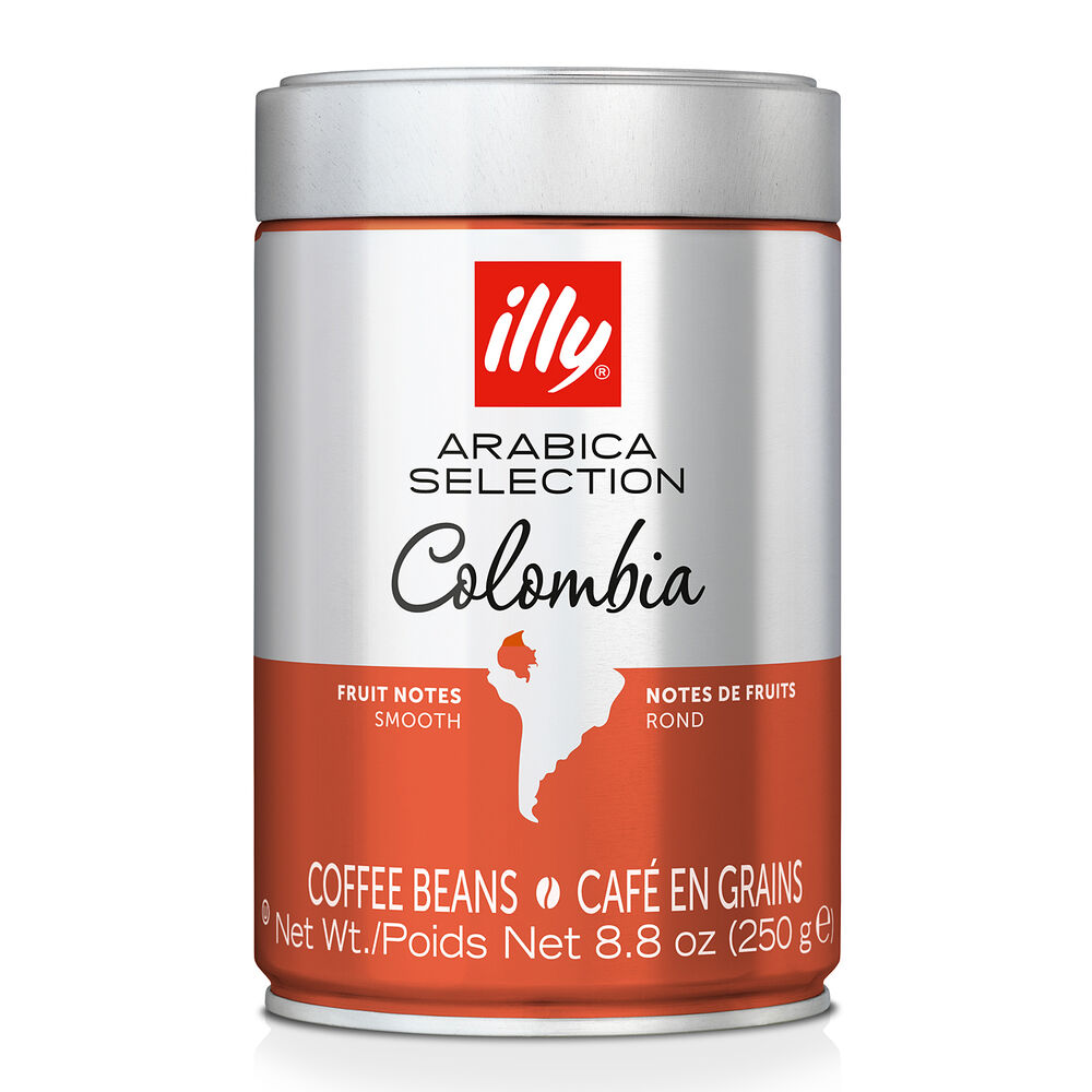 ILLY ARABICA SELECTION COLOMBIA WHOLE-BEAN COFFEE, 8.8 OZ. $19.95