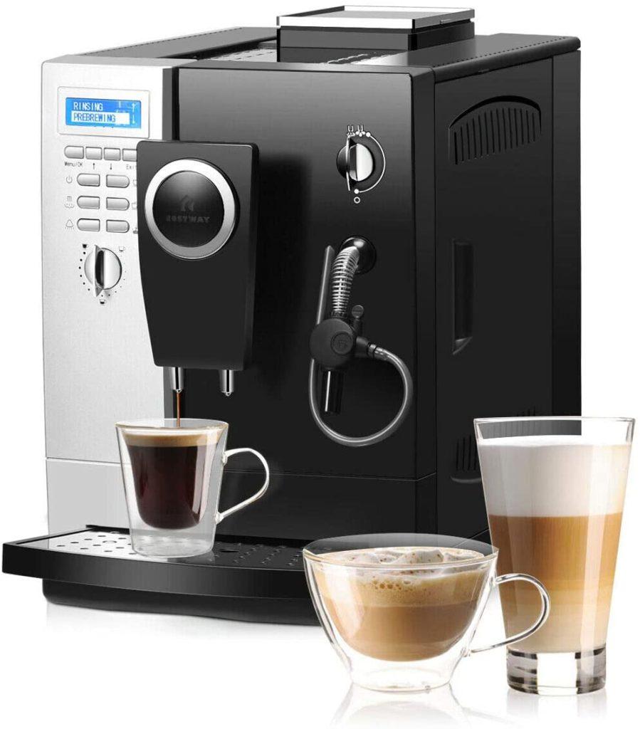 COSTWAY Super Automatic Espresso Machine $499.99
