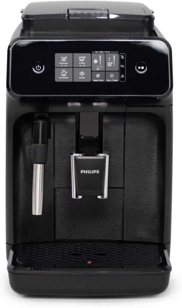 Philips Carina 1200-Series Compact Super-Automatic All-In-One Programmable Espresso Machine $499.00