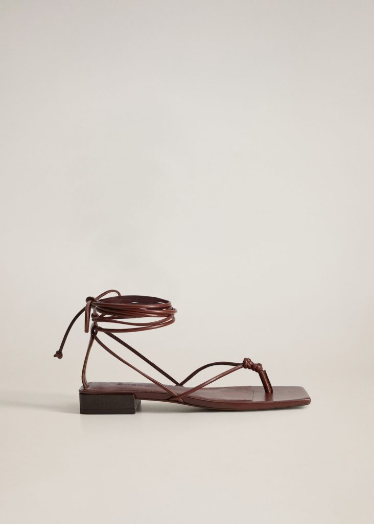 Leather straps sandals $119.99https://fave.co/3ck2ovS