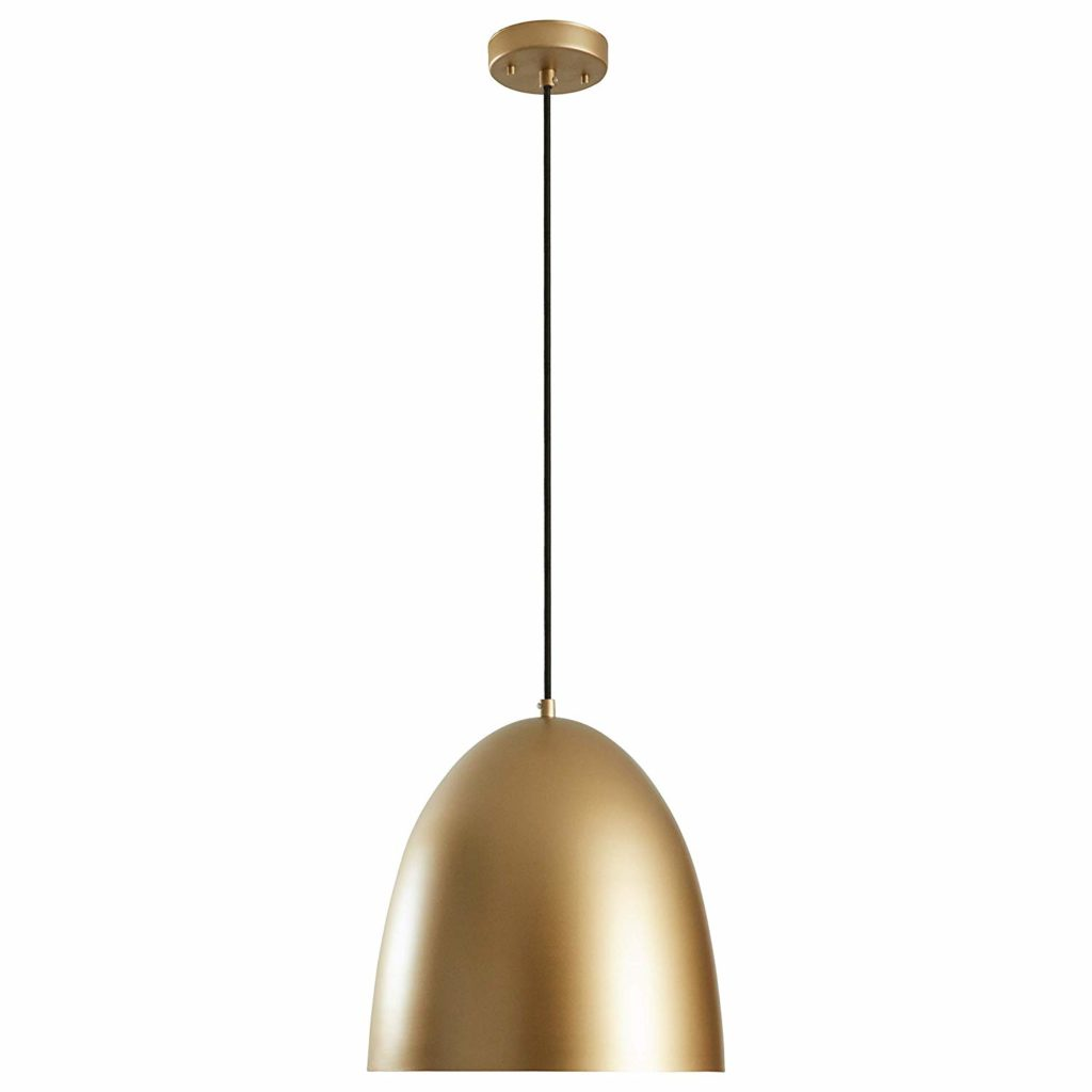Mid-Century Dome-Shaped Pendant Light with Bulb $119.29 https://fave.co/3cy1CLQ