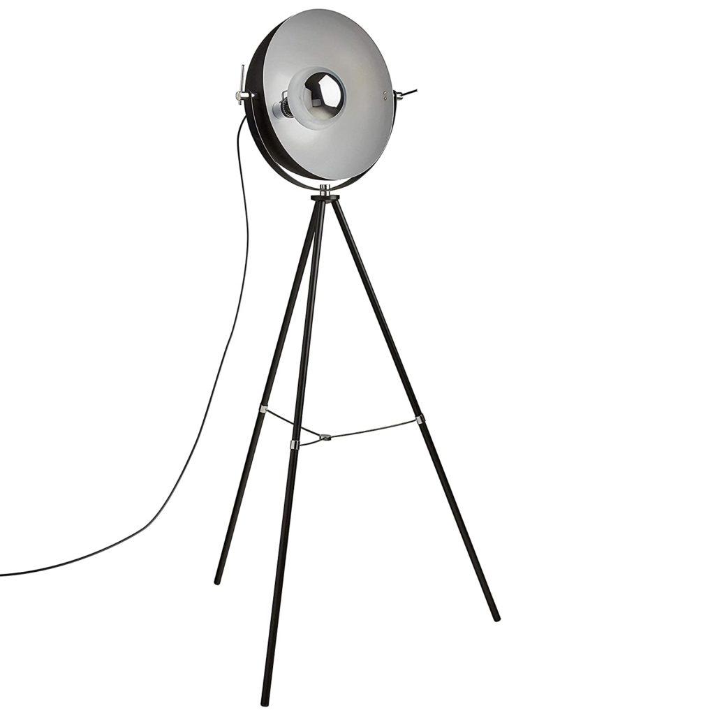 Boulevard Industrial Studio Tripod Floor Lamp With Bulb $250.90
