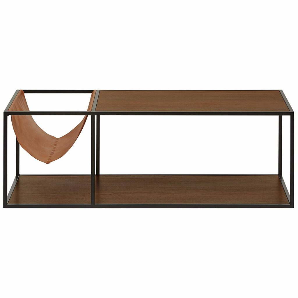 Heather Modern Coffee Table, 47.2 Inch Width $161.17