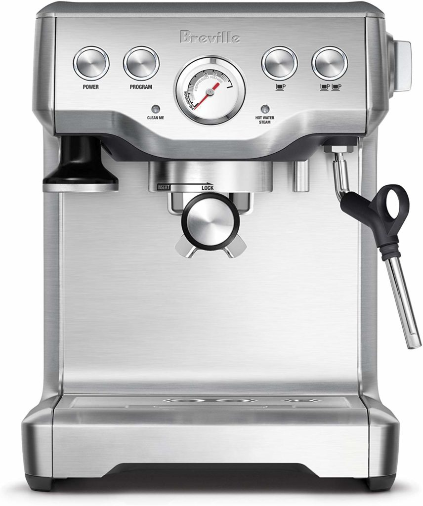Breville BES840XL/A the Infuser Espresso Machine $499.95