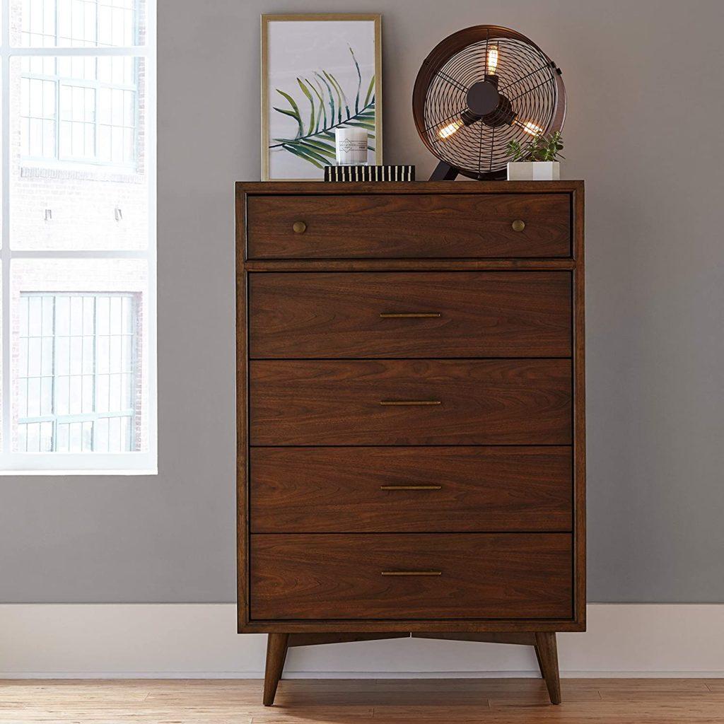 Rivet Mid Century Modern Industrial Fan Table Desk Lamp $117.70
