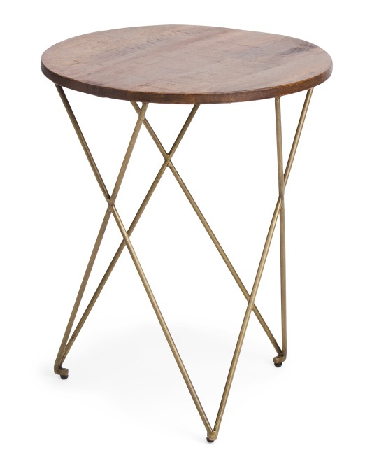 CLASSIC HOME Amelia End Table $69.99