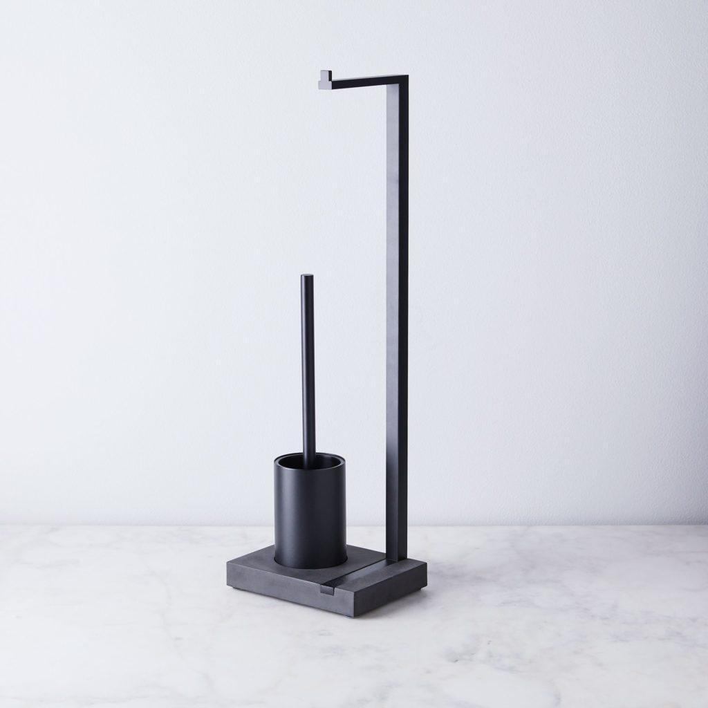 Modern Black Toilet Brush & Bathroom Accessories $24–$254