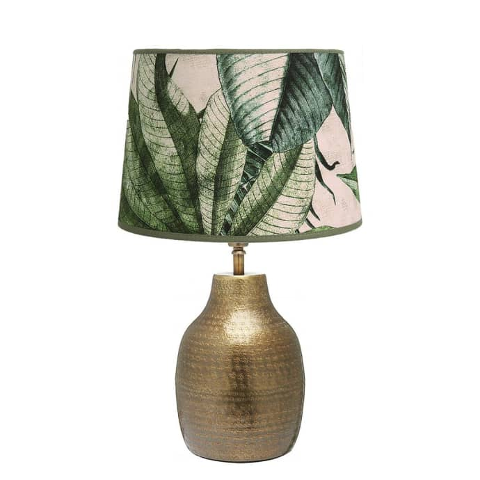 Jalisco Green Sofia Lampshade Table Lamp$183.49