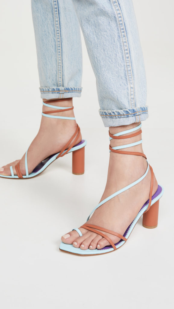 THE VOLON B'Way 2 Sandals $499.00https://fave.co/39SNZ8n