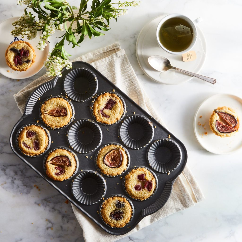 Nordic Ware French Tartlette Pan $42