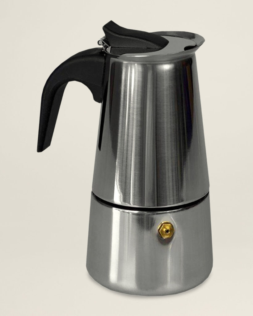 4-Cup Espresso Maker $9.99