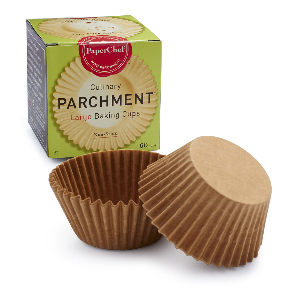 PAPERCHEF PARCHMENT BAKING CUPS $4.95