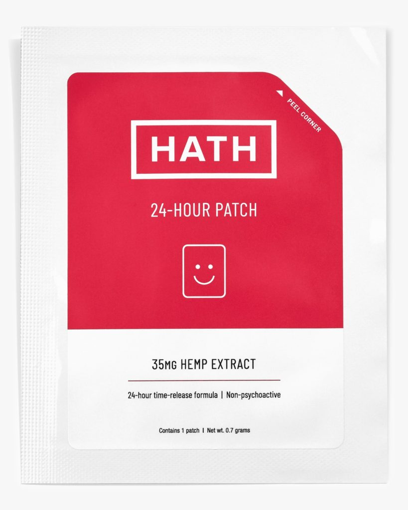 HATH 24- Hour Patch $68.00