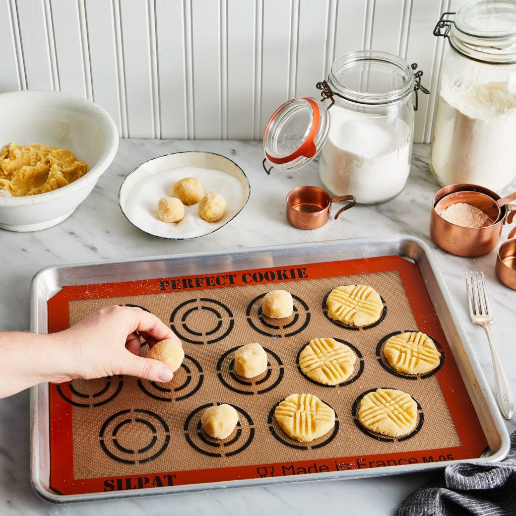 Perfect Cookie Nonstick Baking Mat (Set of 2) $52