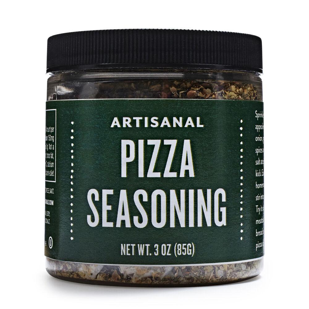 ARTISANAL PIZZA SEASONING $9.95