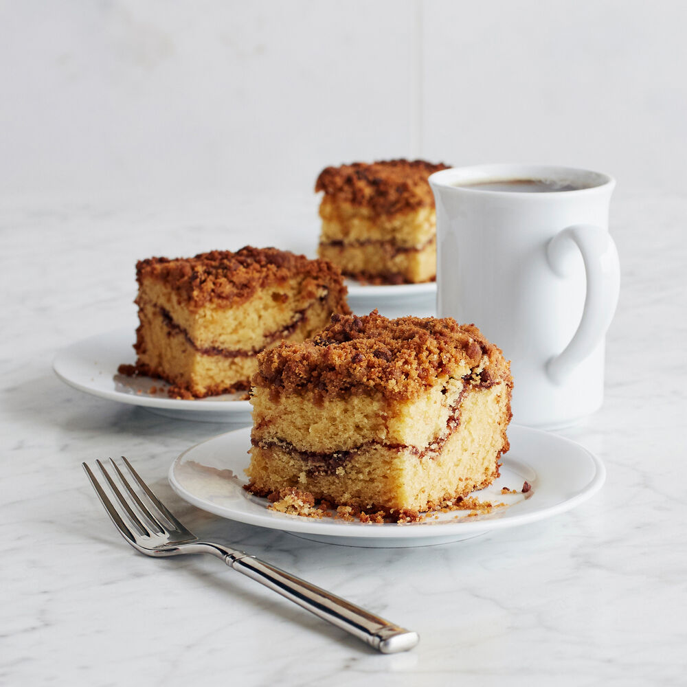 SUR LA TABLE CINNAMON SWIRL COFFEE CAKE $12.00