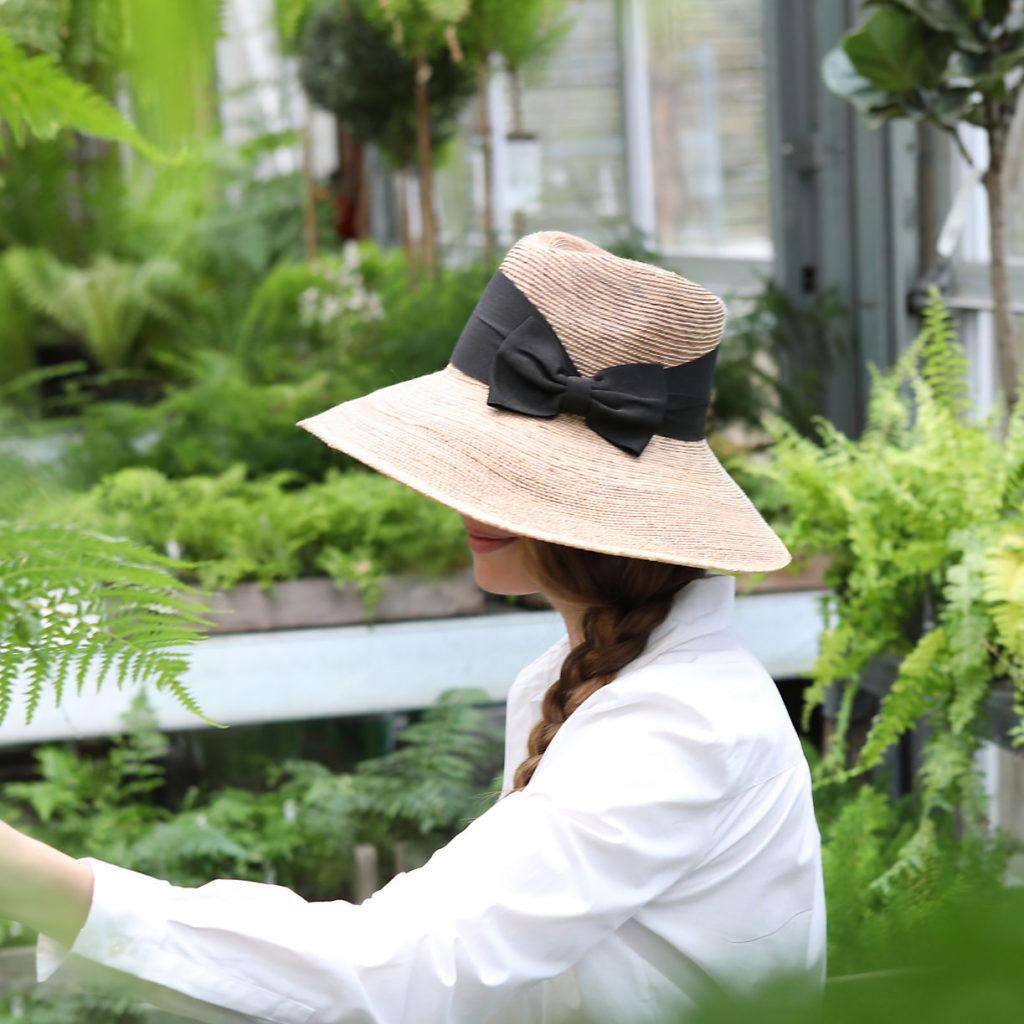 Woven Palm Sun Hat $68.00