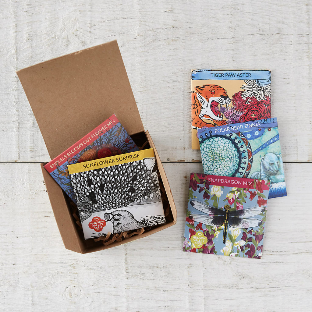 Hudson Valley Seed Collection $21.95