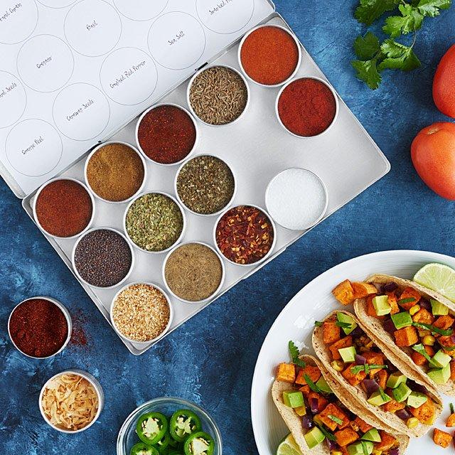 Global Taco Seasoning Kit $38.00