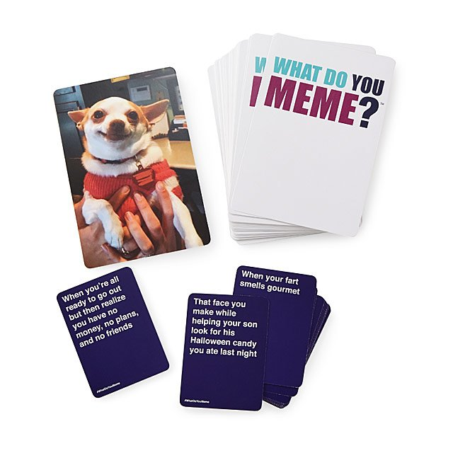 What Do You Meme Game $30.00