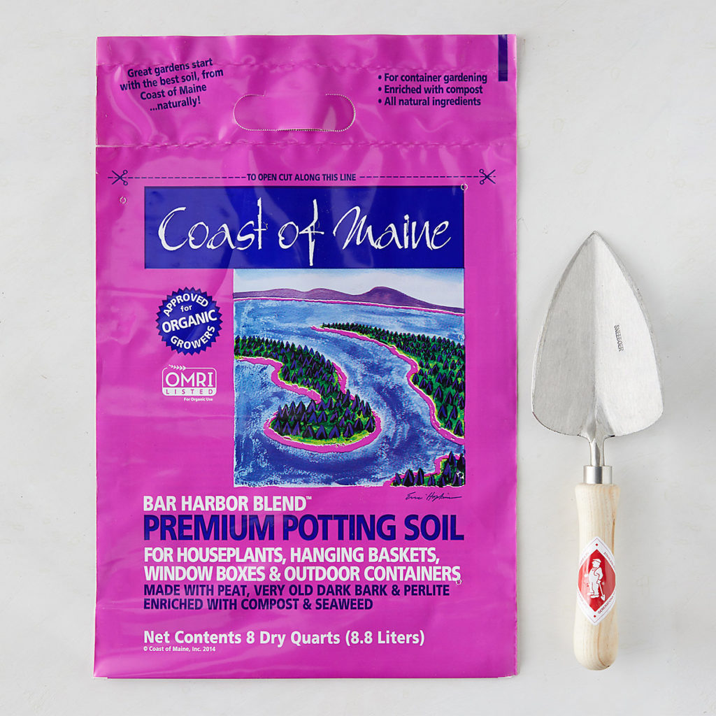 Blended Potting Soil $8.00