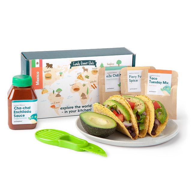 Kid's Global Adventure Cooking Kit $25.00