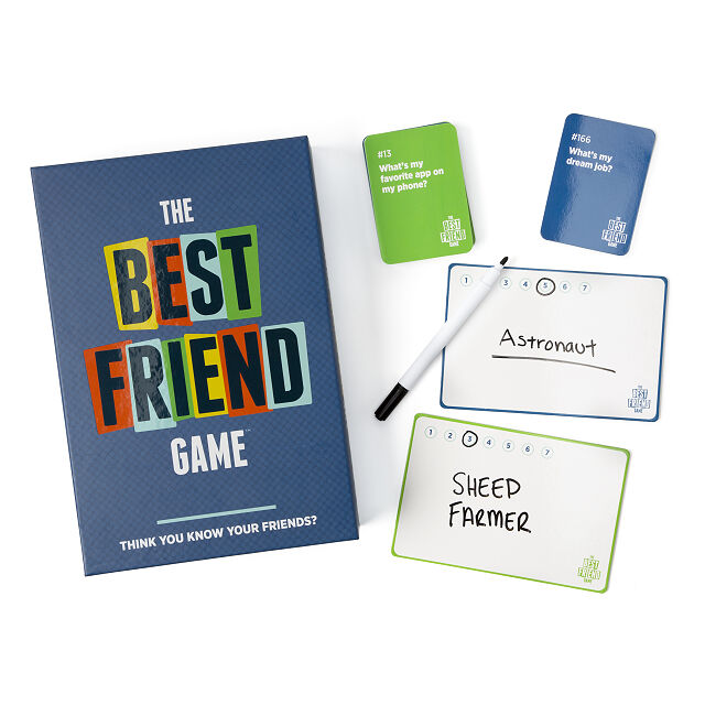 The Best Friend Game $20.00